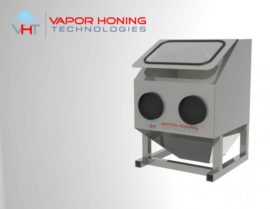 Bench Top Vapor Hone 650 Wet Blasting Machine - Vapor
