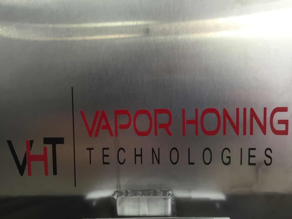 Bench Top Vapor Hone 450 Vapor Blasting Equipment For